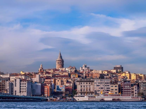 Celebrity Cruises is een graag geziene gast in Istanbul © Celebrity Cruises