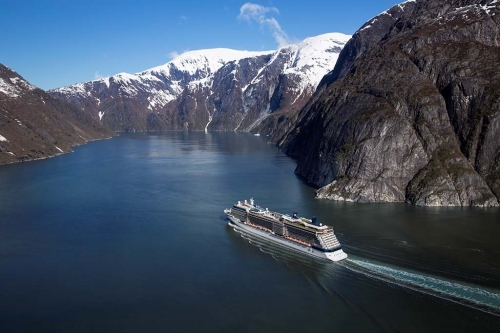 Inside Passage Alaska Cruise © Celebrity Cruises